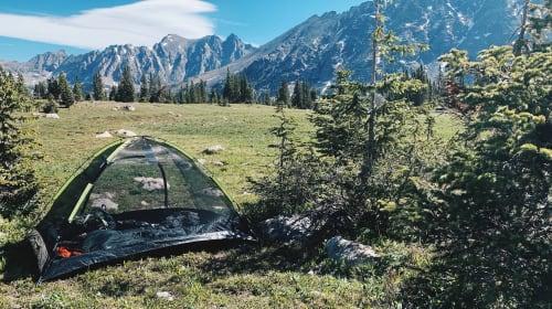 The Indian Peaks Wilderness