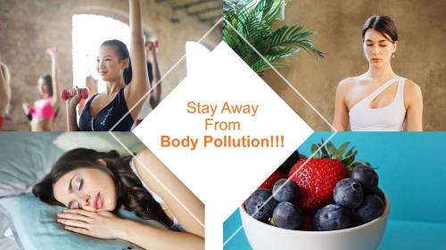 5 Secrets to Detox Your Body and Keep it Unpolluted