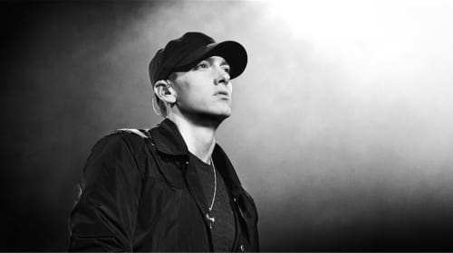 Recent Intruder Hunted To Kill Eminem