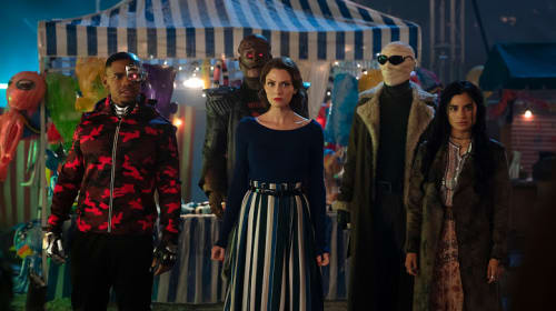 DC's 'Doom Patrol' Renewed For A Third Season by HBO Max