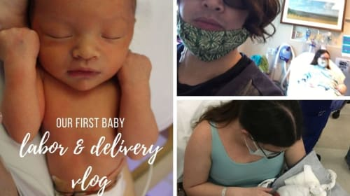 Meet Our New Born Baby Lio Vlog
