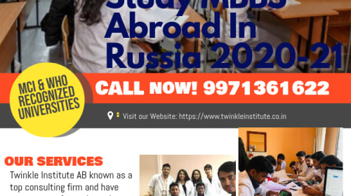 Study MBBS Abroad In Russia 2020-21
