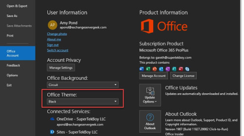 Here's How You Can Enable Dark Mode in Microsoft Office Suite Apps