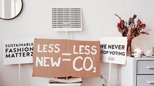 Why the Fashion Industry Is Going Green