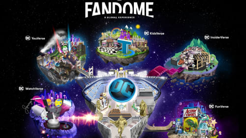What We Learned From The Animation Panels At DC FanDome: Explore The Multiverse