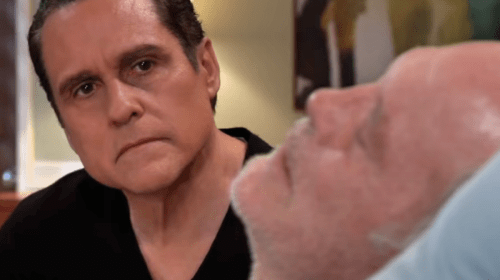 Mike's time is up this week on 'General Hospital'