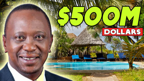 12 Expensive Things Owned By President Uhuru Kenyatta