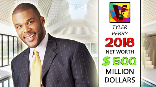 10 Expensive Things Owned By Millionaire Tyler Perry