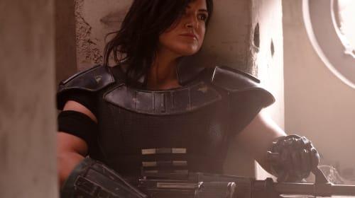 'The Mandalorian' Star Gina Carano Accused Of Mocking Transgender Peoples' Pronouns