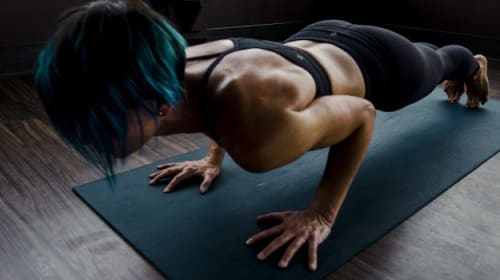 Do Push Ups Build Muscle?