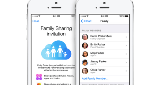 Here's How You Can Set Up Family Sharing Feature on iPhone, iPad, and Mac