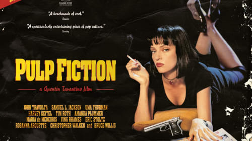 """A Filmmaker's Guide to: """"Pulp Fiction"""" (1994)"""