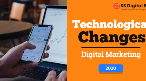 Technological Changes In Digital Marketing Trends In 2020