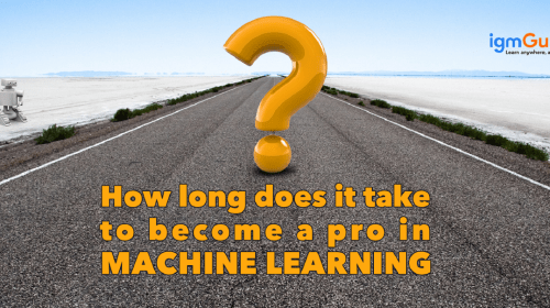 How long does it take to become a pro in ML?