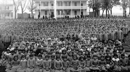 Kill The Indian, Save The Man: A Grim Look At Native Integration Schools:
