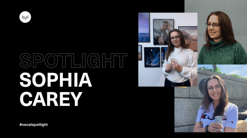 Creator Spotlight: Sophia Carey