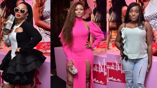 "7 BEST and WORST Looks from ""The Smart Money Woman"" Red Carpet Event (Photos)."