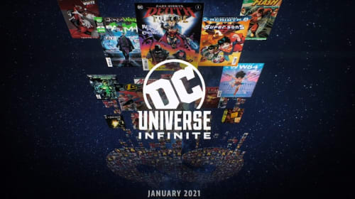 DC Universe To Relaunch As Comics-Focused App Called DC Universe Infinite In January 2021