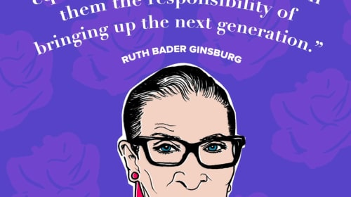 On RBG's Passing