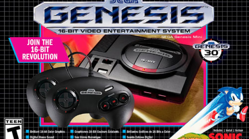 Sega Genesis Mini: 1 Year Later