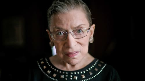 "RBG: ""Notorious"" was more than a moniker"