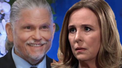 Where is Laura on 'General Hospital'?