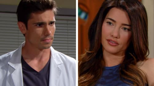 Steffy spirals out of control on 'The Bold and the Beautiful'