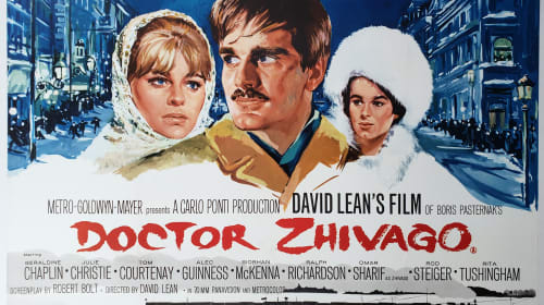 """A Filmmaker's Guide to: """"Dr. Zhivago"""" (1965)"""