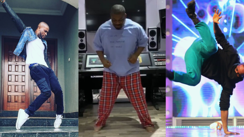 7 Male Nigerian Singers Who Are Surprisingly Good Dancers