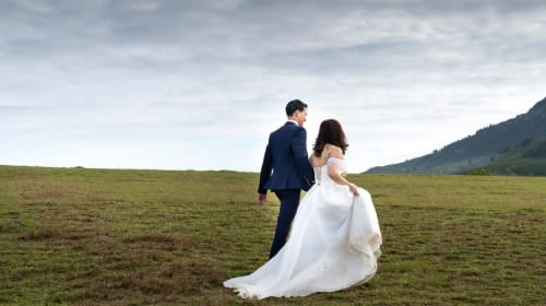 Great Ways To Get in Shape for Your Wedding Day