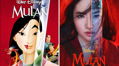 What is Disney's Live Action Mulan missing?
