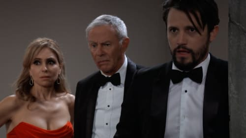 Espionage is back on 'General Hospital' could Luke be far behind?