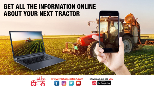 Get All the Information Online about your next Tractor