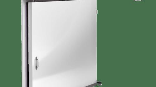 Hercules Horizontal Sliding Cold Storage Door in Fort Myers, Florida