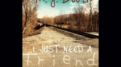 I Just Need A Friend Right Now