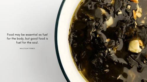 Seaweed Soup Recipe - My Savior Food