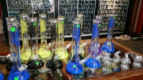What To Look For When Buying Your Next Bong or Water Pipe