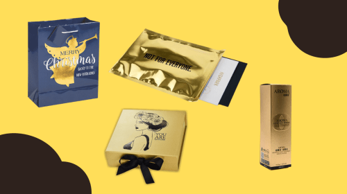 5 Benefits of Using Gold Foils in Packaging