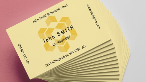What Steps to Follow for Preparing Your Business Card to Get Printed