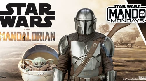 'Star Wars' Announces Official Day For 'The Mandalorian' Merchandise And Content Reveals