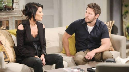 Steffy's aggression goes to the next level on 'The Bold and the Beautiful'