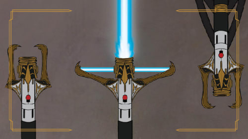 Inside Look: Check Out The New Saber From 'Star Wars: The High Republic'