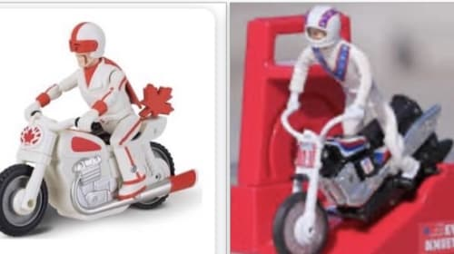 Disney is being sued by Kelly Knievel