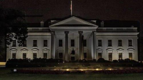 Beneath the White House