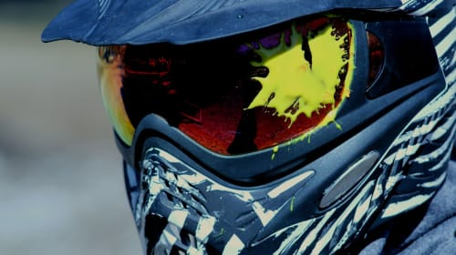 How much paintball is dangerous with a detailed safety guide