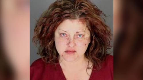 Michigan Woman Bit Another Woman's Ear Off Because She Believes She's A Wolf Attacking A Vampire