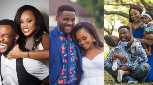 7 Times Ebuka and Cynthia Obi-Uchendu Were #BaeGoals On Social Media.