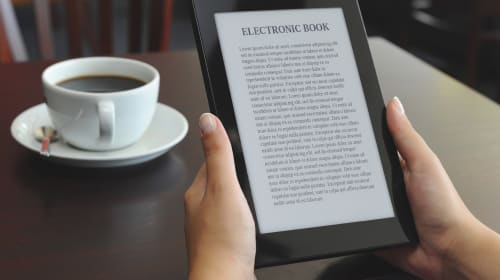 Why Shifting to E-books is the Millennials' Choice