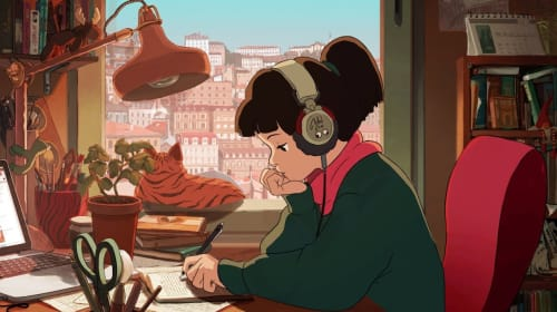 Of course you know 'Lofi Hip Hop Radio to Relax/Study to'