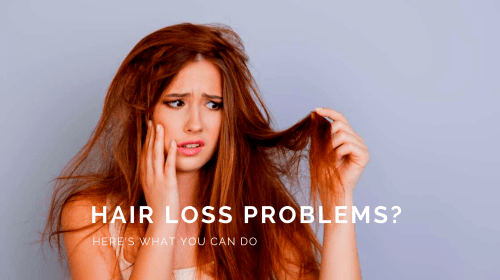 Simple Way To Avoid Hair Loss Problem